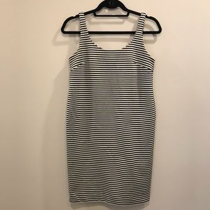 Joe Fresh Stripped Boxy Dress